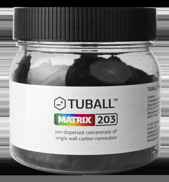 TUBALL MATRIX 203