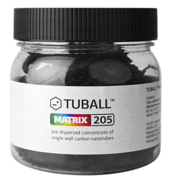 TUBALL MATRIX 205